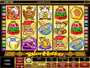 Pollen Nation Slot Machine