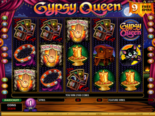 Gypsy Queen Free Spins