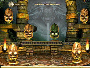 Tomb Raider - Secret of the Sword Ghana Bonus