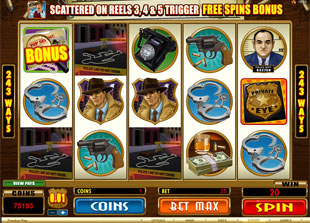 Private Eye Video Slot
