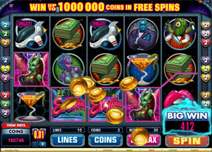 Sneak-a-Peek: Planet Exotica Video Slot