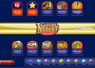 Lucky Nugget Casino Review Bonus Codes Coupons