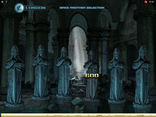Tomb Raider - Secret of the Sword London Bonus