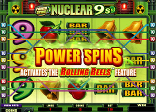 Nuclear 9's Power Spins