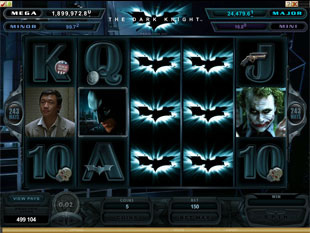 The Dark Knight Slot Machine