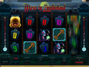 Alice and the Red Queen Slot Machine