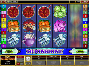 Moonshine Slot Machine