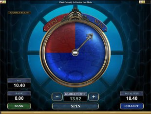 Leagues of Fortune Gamble Feature